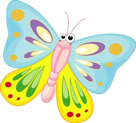 Clipart Cartoon Butterfly Animated Images Of Butterfly