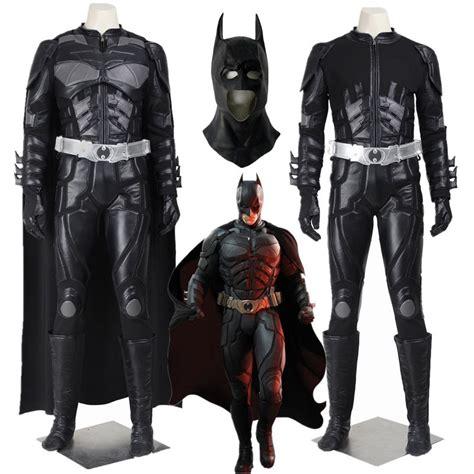 Batman Black Costume batman the rises black batman costume