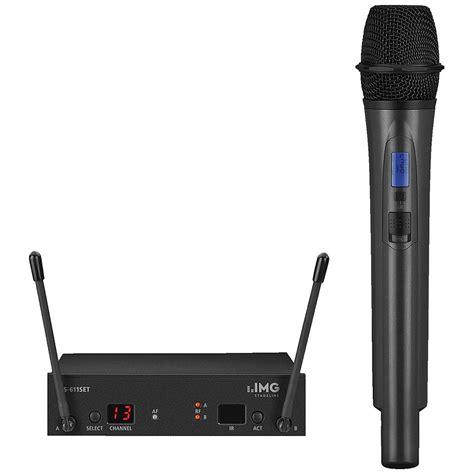 Microphone Werelles Merk Homic img stageline txs 611 set 171 wireless systems