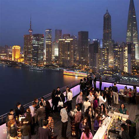 Where to Go for Cocktails on the Bund in Shanghai   Travel   Leisure
