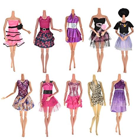 How To Price Handmade Clothing - buytra 10 pack doll clothes handmade wedding dress