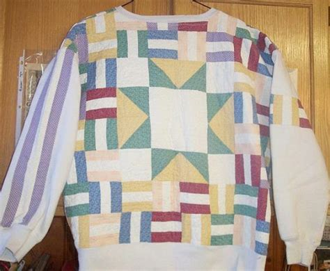 quilting by ruthann sweatshirt
