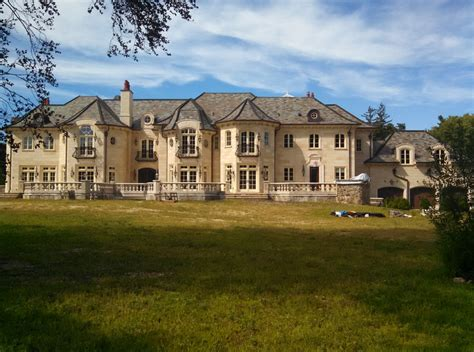 Colonial Style Home Floor Plans Gorgeous Newly Built Stone Mansion In Old Brookville Ny