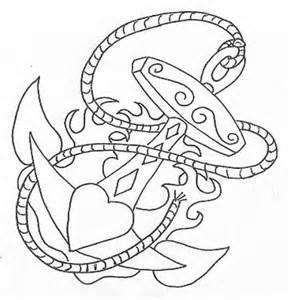 Anchor tattoo design tattoos for girls anchor outline design ideas