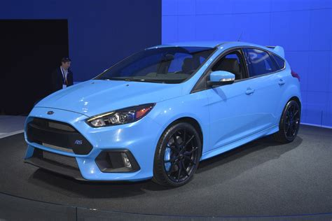2016 focus rs horsepower 2016 ford focus rs 2015 new york auto show 100507069 h jpg