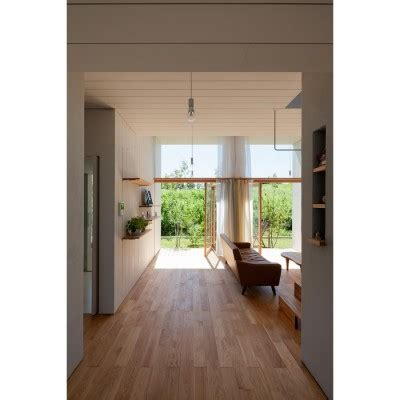 house of passage house passage of landscape toyota aichi e architect