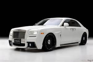 Rolls Royce International Limited Rolls Royce Ghost Black Bison Package By Wald International