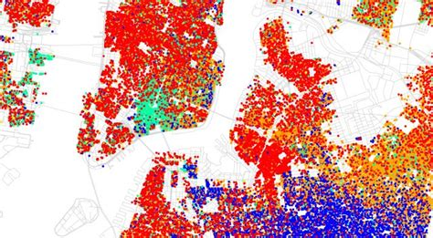 us demographics by race and ethnicity map race and ethnicity 2010 us census mappedmaptd