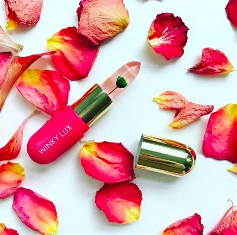 Winky Flower Ph Balm Pink 17 best ideas about pink lipstick shades on