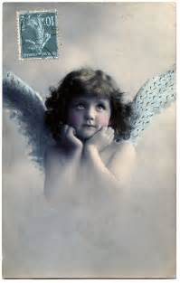 Vintage image best little angel girl old photo the graphics