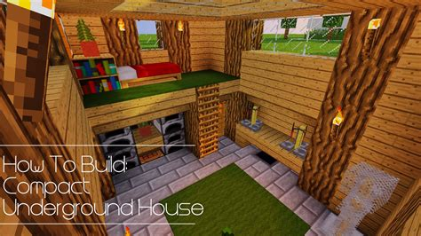 how to build underground house how to build compact underground house youtube