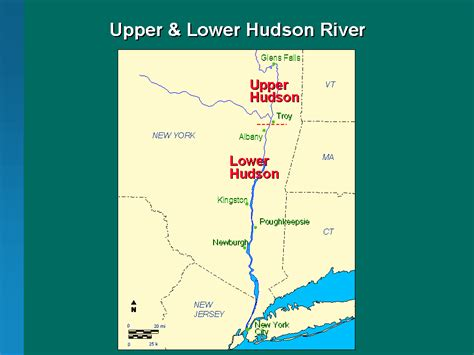 hudson river map the hudson and the ganges