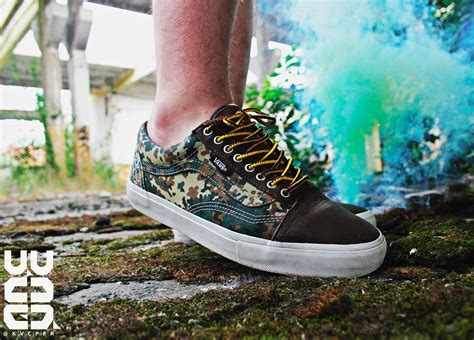 Brown Stussy Woei carhartt x vans syndicate skool by kvcper