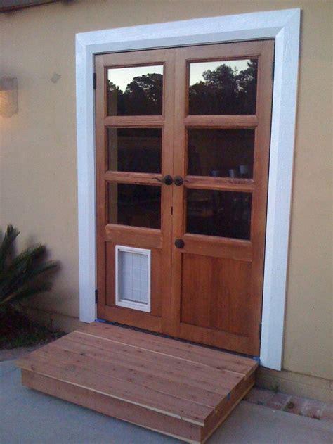 Patio Doors With Pet Door Magnificent Patio Door Door Best Patio Door Ideas On Pinterest Pet Door Door Door