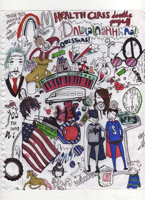 doodle to play in class health class doodle page by jkloljklolohwell on deviantart