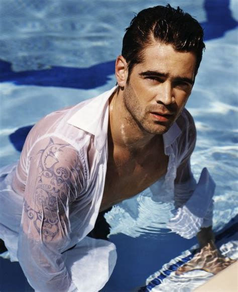 colin farrell hot i try not to duplicate cuties on my quot hot men quot board but