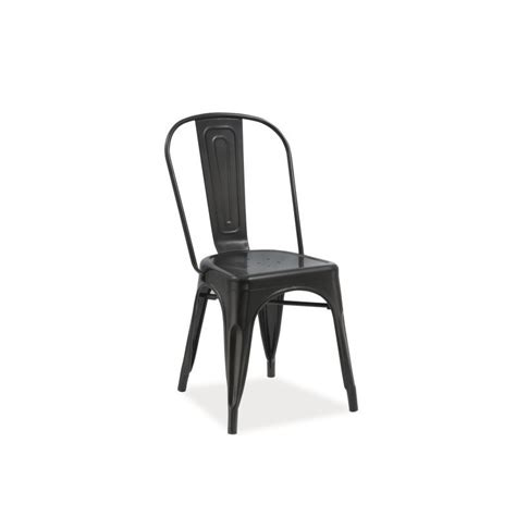 Chaise Style Industrielle by Chaise Lofty Style Industriel