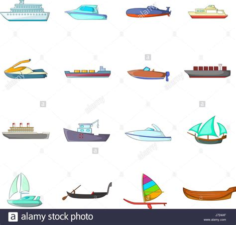 cartoon boat cut out towboat cut out stock images pictures alamy