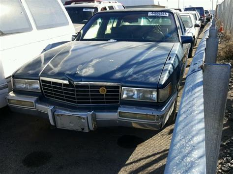 car owners manuals for sale 1993 cadillac sixty special regenerative braking used 1993 cadillac 60 special car for sale at auctionexport