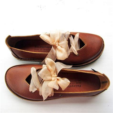Handmade Womens Shoes Uk - uk 7 clara shoes 2677 handmade womens leather tale