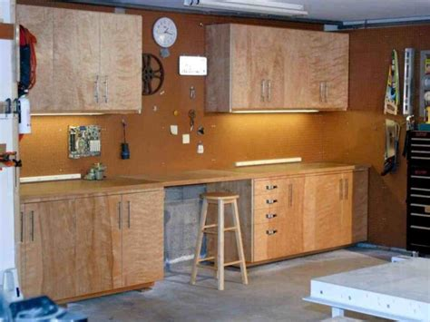 plywood garage cabinet plans archdsgn