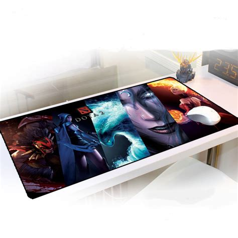 Mouse Pad Dota comfort soft rubber gaming mouse pad computer dota 2 lol