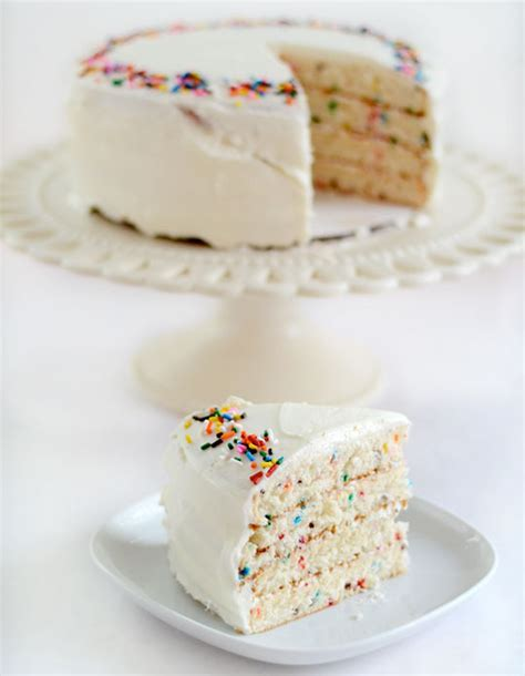birthday cake recipe recipe funfetti birthday cake dessert recipes from the