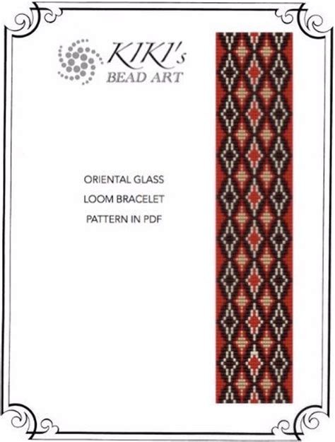 the glass bead pdf 17 best images about bead loom patterns on