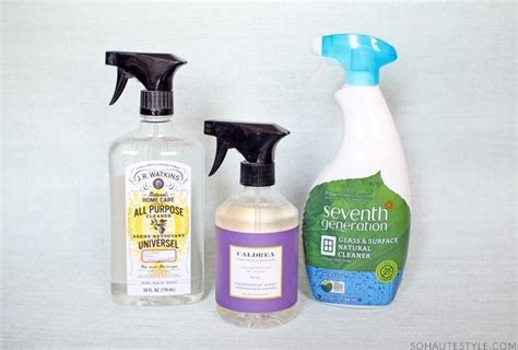 eco friendly cleaning products the best eco friendly cleaning products for your home nicole gibbons style