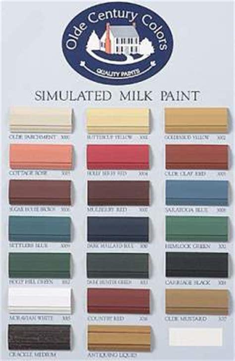 milk paint historic milk colors house web