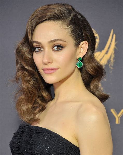 emmy rossum curly emmy rossum curly hair hair color ideas and styles for 2018