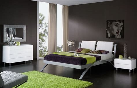 color schemes for bedrooms modern bedroom with artistic color d s furniture