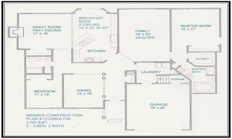 design your own ranch home free house floor plans and designs design your own floor