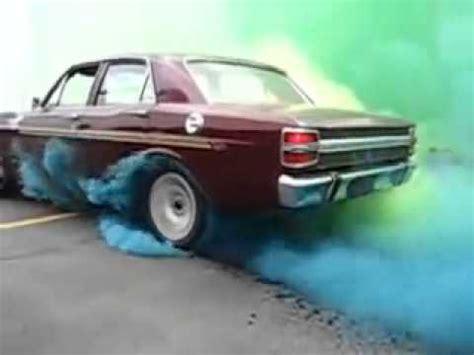 burnout colored tires tempe tyres coloured smoke burnout 2