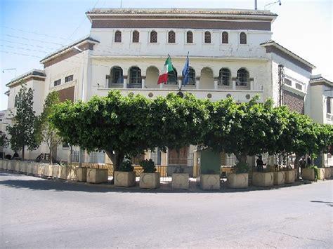 consolato marocco in italia la sede