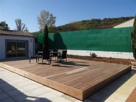 Terrasse Mobile S 233 Curit 233 Piscine Informations Propos 233 S