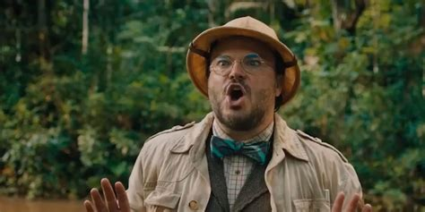 film jumanji welcome to the jungle sinopsis jumanji more of an adventure than original screen rant