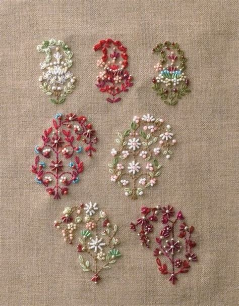 how to do bead embroidery 243 best images about quilt embellish it on