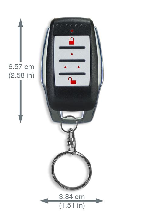 Alarm Paradox paradox alarm systems remote controls paradox rem15 remote