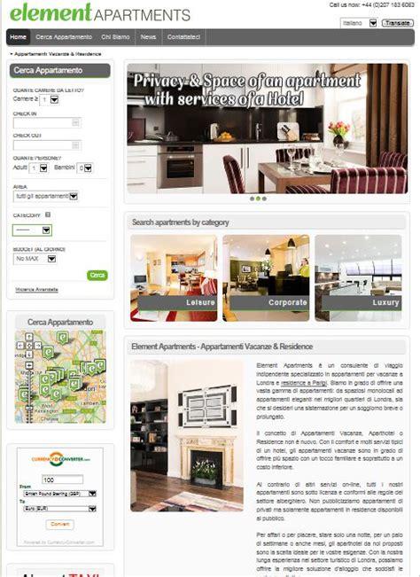 Appartamenti Da Affittare A Londra by A Londra Con Elementapartments Il Portale Di Affitto