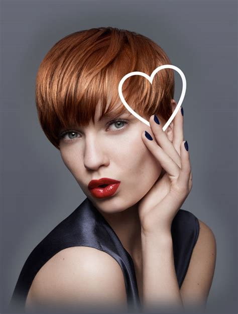hairstyles for loreal winter 2011 short hairstyle trends winter 2011 short hairstyle trends