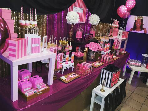 pink themed events victoria s secret pink party victoria s secret pink