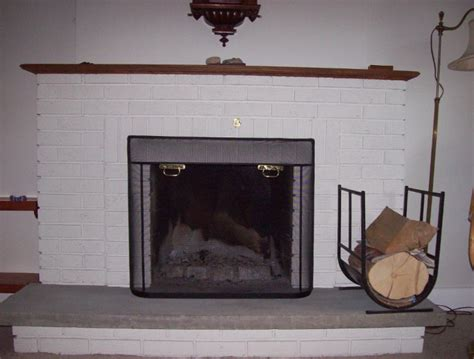 Paint Fireplace by Fireplace Painting Toronto Str Painting