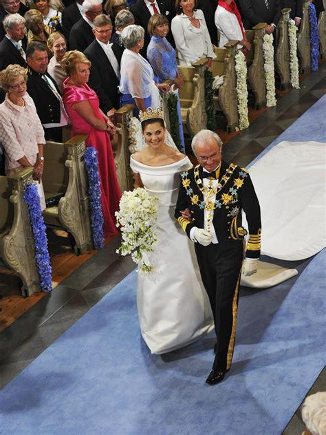 Hochzeit Schweden by So Sch 246 N War Die Hochzeit Kronprinzessin