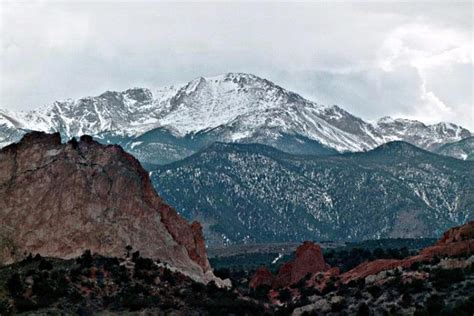 Pikes Peak Gardens by The Luckless Zebulon Pike Frances S American