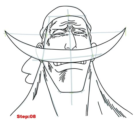 tutorial logo one piece how to draw whitebeard from one piece mangajam com