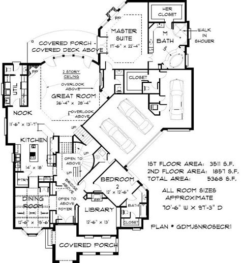 country house floor plans country house floor plans