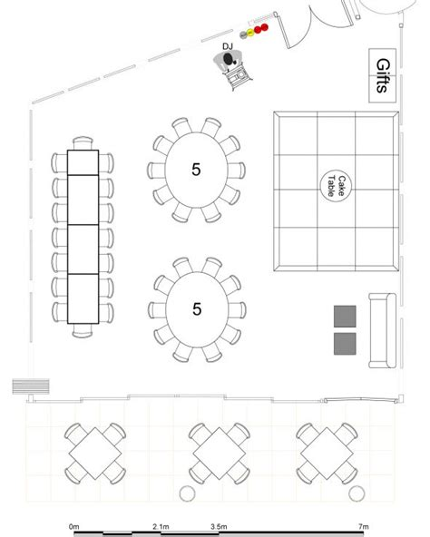 wedding reception layout generator wedding reception table layout picture thoughts