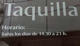 entradas teatro canal entradas de espect 225 culos en madrid 243 pera zarzuela
