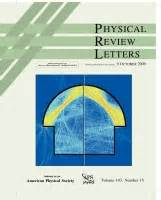 physical review letters hui cao research laboratory 1539